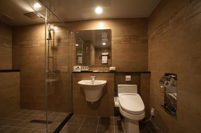 I-Jin Hotel - Jeju City - Μπάνιο