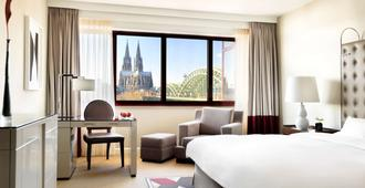 Hyatt Regency Cologne - Köln - Soverom