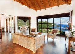 Villas de Jardin - Port Glaud - Living room