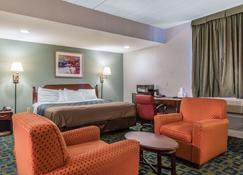 Econo Lodge Cranston - Providence - Cranston - Slaapkamer
