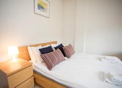 Apartdirect Hammarby Sjöstad - Stockholm - Bedroom
