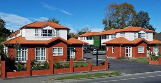 315 Motel Riccarton - Christchurch - Building