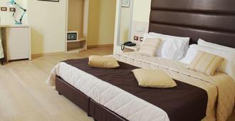 Ming Hao Hotel - מילאנו - חדר שינה