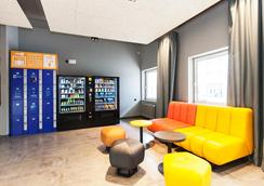 a&o Frankfurt Galluswarte - Frankfurt am Main - Lounge