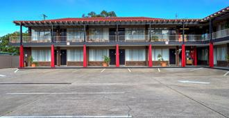 Best Western Zebra Motel - Coffs Harbour - Κτίριο