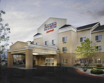 Fairfield Inn & Suites by Marriott Idaho Falls - Idaho Falls - Bangunan