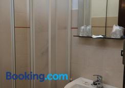博多尼酒店 - 佛羅倫斯 - 佛羅倫斯 - 浴室