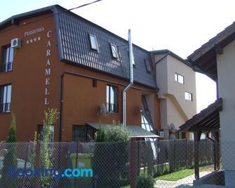 Pensiunea Caramell - Cluj - Edificio