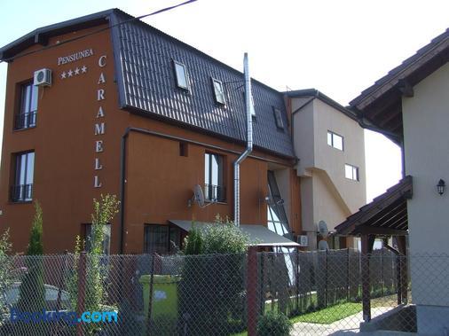 Pensiunea Caramell - Cluj Napoca - Toà nhà