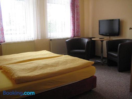 Hotel Gesellschaftshaus - Bergen auf Rügen - Bedroom