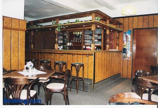 Hotel Gesellschaftshaus - Bergen auf Rügen - Bar