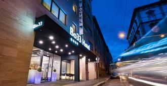 Bo33 Hotel Family & Suites - Budapest - Byggnad