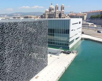 Sofitel Marseille Vieux-Port - Marseille - Gebouw