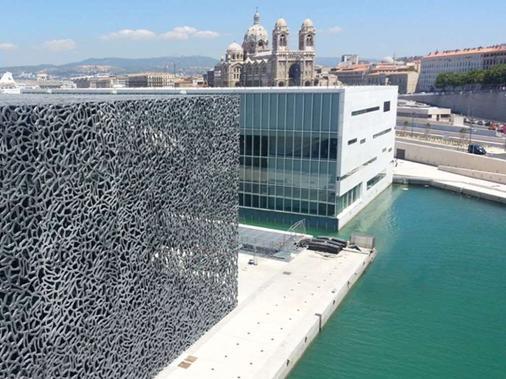Sofitel Marseille Vieux-Port - Marseille - Rakennus