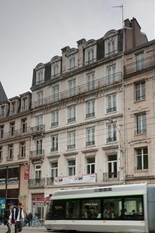 Cœur de City Hotel Nancy Stanislas by HappyCulture - Nancy - Toà nhà