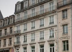 Cœur de City Hotel Nancy Stanislas by HappyCulture - Nancy - Building