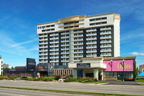 Hotel Classique - Québec City - Building