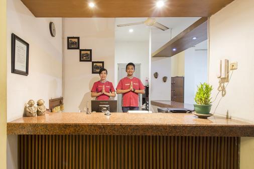 Poncowinatan Hotel - Yogyakarta - Lễ tân