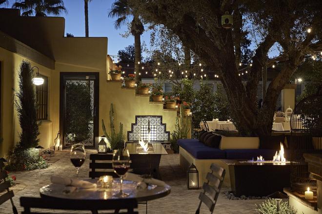 Bespoke Inn Scottsdale - Scottsdale - Patio