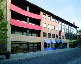 Parkhotel Roeselare - Руселаре - Здание