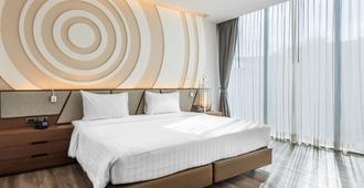Olive Bangkok Hotel - בנגקוק - חדר שינה