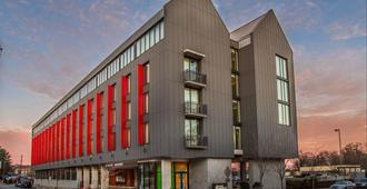 Hotel Indigo Athens University Area - Athens - Edificio