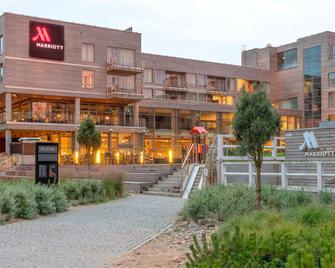 Sopot Marriott Resort and Spa - Сопот - Здание