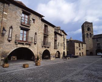 Hotel Los Siete Reyes - Aínsa - Building