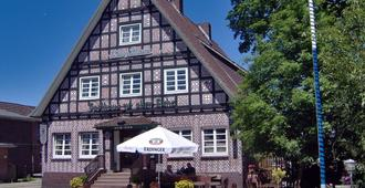 Zur alten Eiche Inh. Gerd Pien - Αμβούργο - Κτίριο
