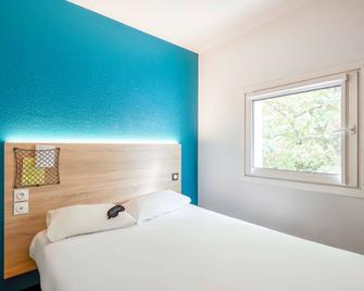 Hotelf1 Mulhouse Centre Ouest - Мюлуз - Спальня