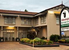 Abbotsleigh Motor Inn - Armidale - Building