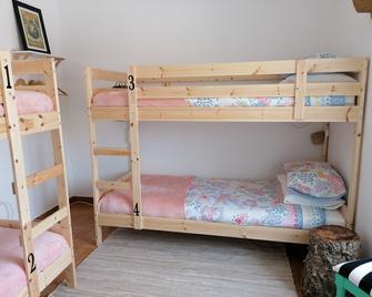 Carlos's Beach Hostel - Odeceixe - Habitación