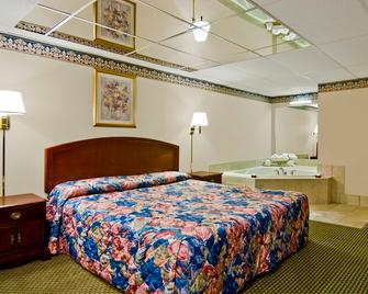 Americas Best Value Inn Neptune - Neptune - Slaapkamer