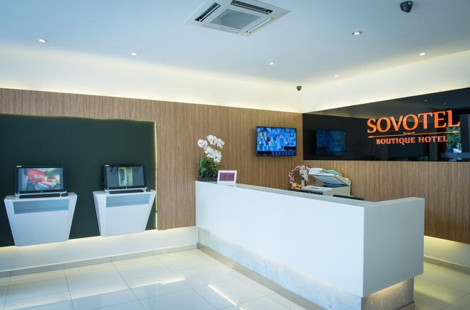 Sovotel Boutique Hotel at Uptown 101 - Kuala Lumpur - Front desk