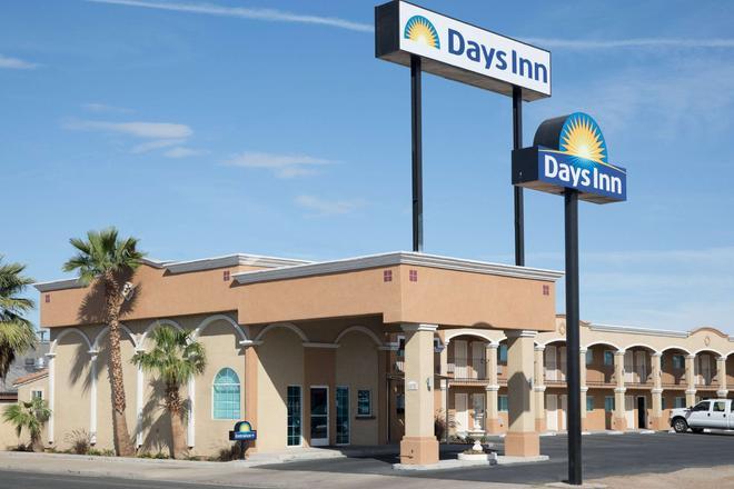 Days Inn by Wyndham El Centro - El Centro - Rakennus