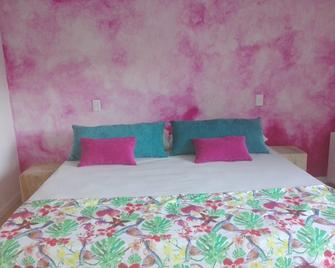 Hosteria Ruphay - Tandil - Schlafzimmer