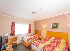 Aberystwyth Park Lodge - Aberystwyth - Camera da letto