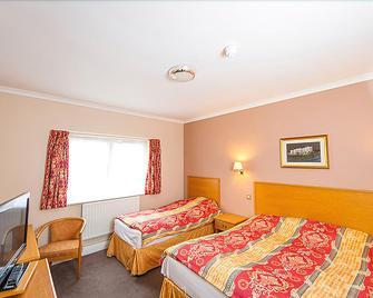 Aberystwyth Park Lodge - Aberystwyth - Bedroom