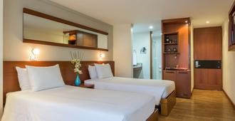 NH Bogotá Boheme Royal - בוגוטה - חדר שינה