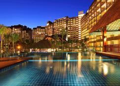 Pullman Oceanview Sanya Bay Resort & Spa - Sanya - Piscina