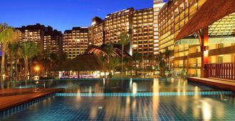 Pullman Oceanview Sanya Bay Resort & Spa - Sanya - Pool