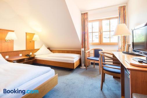 Hotel Blume - Freiburg im Breisgau - Bedroom