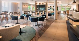 Holiday Inn Express Oxford - Kassam Stadium - Oxford - Restaurante