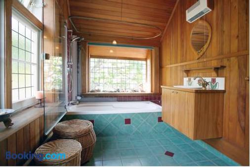 Joya Garden & Villa Studios - Nelson - Bathroom