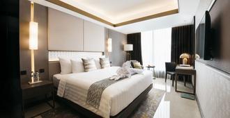Grand Ambarrukmo Hotel - Yogyakarta - Phòng ngủ