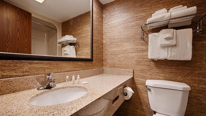 Best Western Detroit Livonia - Livonia - Salle de bain