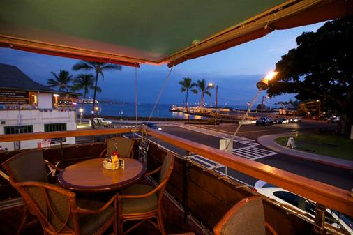 Kona Seaside Hotel - Kailua-Kona - Parveke