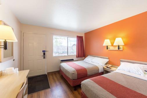 Motel 6 Klamath Falls - Klamath Falls - Phòng ngủ