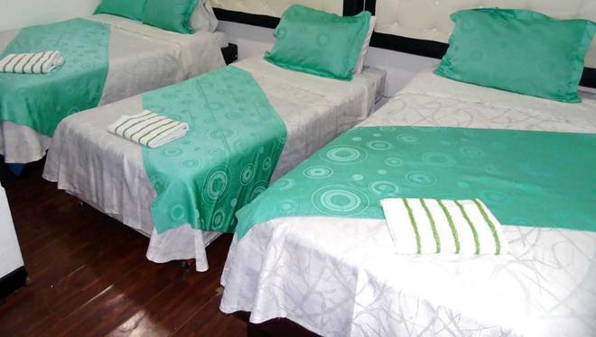 Hotel Esmeralda Boutique - Bogotá - Bedroom