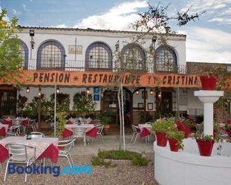 Pensión Cristina - El Rocío - Gebäude